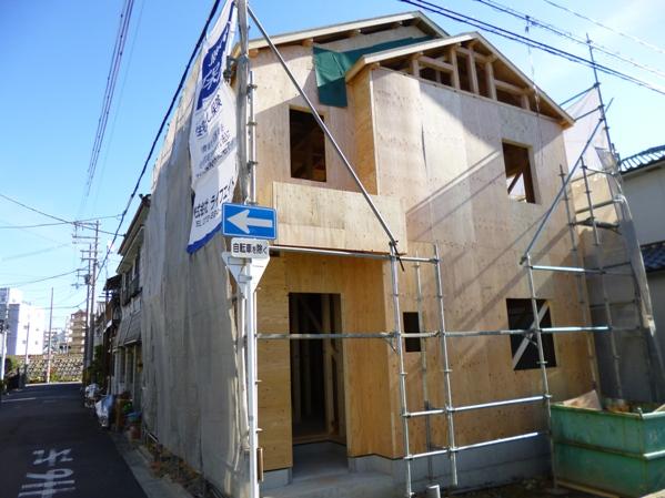 浅香山 新築