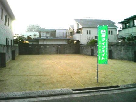 閑静な住宅街 C号地 堺市北区常磐町1丁