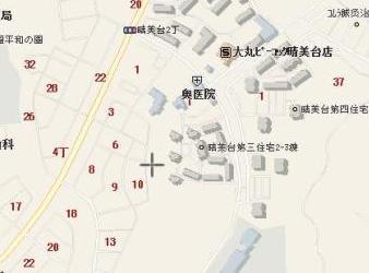 閑静な住宅街  A号地 A号地 堺市南区晴美台2丁