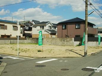 B号地 全3区画 堺市西区諏訪森町西4丁