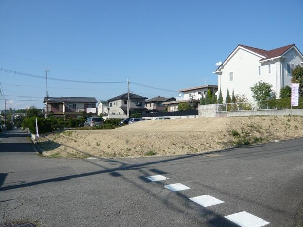 閑静な住宅街  全2区画 A.B 堺市南区茶山台3丁
